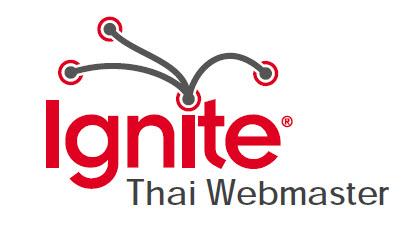 ได้รับเชิญเป็น Igniter พูดสร้างแรงบันดาลใจคนทำเว็บในงาน Ignite ThaiWebmaster