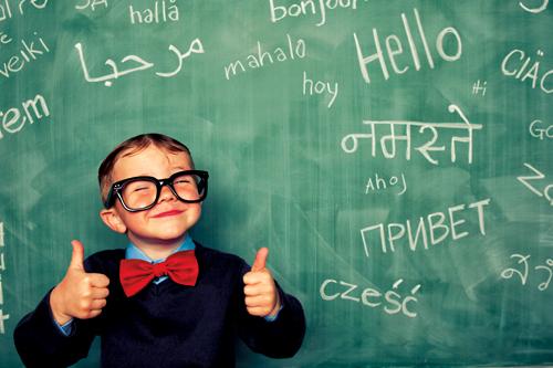 เด็กสองภาษา พ่อแม่สร้างได้