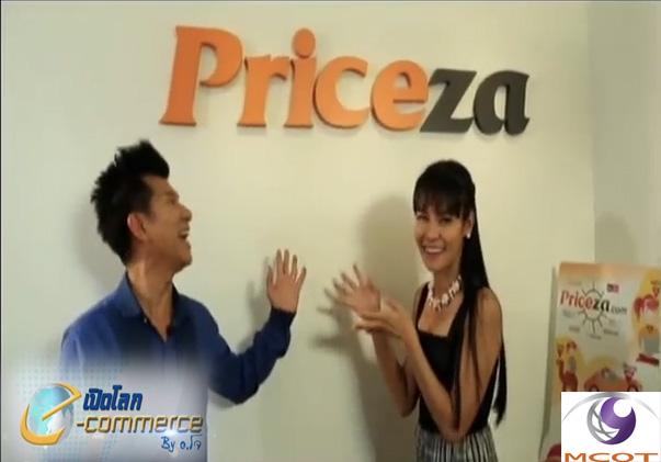 ให้สัมภาษณ์ Priceza ออก ช่อง9 MCOT รายการเปิดโลก E-Commerce byอ.โจ